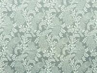 MARSON PEACOCKS GREY 500 WOVEN TAPESTRY REVERSIBLE CURTAIN UPHOLSTERY FABRIC