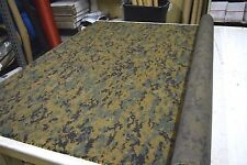 5.5 YDS MARPAT WOODLAND MARINE DIGITAL CAMOUFLAGE 1000D CORDURA  MILITARY CAMO