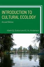 Introduction to Cultural Ecology: The Environmental Consequences of War in a ...
