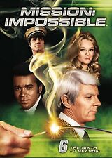 Mission Impossible Complete Sixth TV Season 6 Six DVD Set Series Show Episode R1