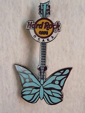 Hard Rock Cafe Osaka UCW Tattoo Butterfly '11 Pin