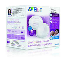 Lot of 2-Philips AVENT Nighttime Disposable Breast Pads, 20-Count