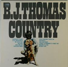 "12"" B.J. Thomas Country (Little Green Apples, Skip Rope) 70`s Intercord"