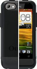 Otterbox Commuter Case Bag Case HTC One V - black - black