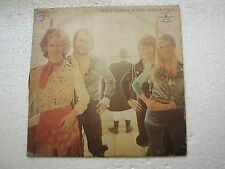 ABBA WATERLOO  RARE LP RECORD vinyl  POLAND VG+