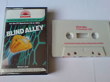 BLIND ALLEY - SUNSHINE - ZX SPECTRUM 16K/48K