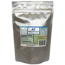 Sulfate of Potash -Potassium Sulfate- Organic - 5 Pounds