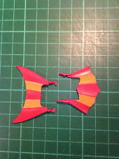 Corgi 266 Chitty Chitty Bang Bang replacement front & rear wing.