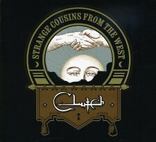 Strange Cousins From The West - Clutch (2009, CD NIEUW)