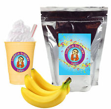 Banana Boba / Bubble Tea Powder by Buddha Bubbles Boba (1 Kilo | 2.2 Pounds)