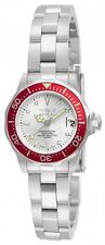Invicta Pro Diver Silver Dial Stainless Steel Ladies Watch 12521