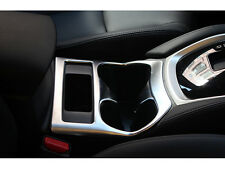 Water cup holder decoration trim cover for Nissan Rogue X-Trail 2014 2015 2.0T