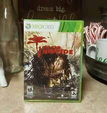 New Dead Island Riptide Game Microsoft Xbox 360 Zombies Open World First Person