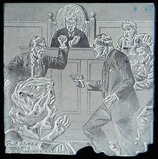 VINTAGE 1949 KING FEATURES COMIC STRIP PRINTING PLATE ~ PAUL NORRIS ARTIST