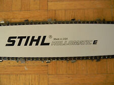 "STIHL 20"" BAR  STIHL CHAINSAW  024 026 MS260 028 030 031 032 034 036 MS360 3/8"