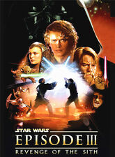 "Star Wars Episode III 3- Revenge Of The Sith  Wall Movie Poster 17""x13"""
