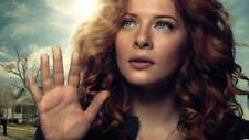 POSTER UNDER THE DOME STEPHEN KING SERIE TV RACHELLE LEFEVRE JULIA SHUMWAY #6