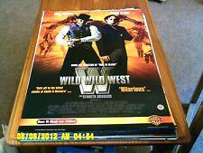 Wild Wild West (will smith, kevin kline) Movie Poster A2