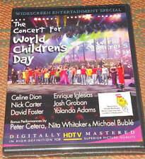 RARE CONCERT 2003 DVD, ENRIQUE IGLESIAS, CELINE DION, JOSH GROBAN, Michael Bublé