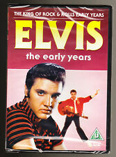 ELVIS - THE EARLY YEARS - THE KING OF ROCK & ROLL - NEW & SEALED R2 DVD
