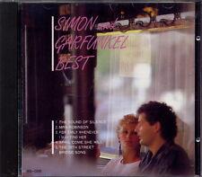 SIMON & GARFUNKEL - BEST (JAPAN CD)