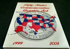 Fifty States Commemorative Quarter Set 1999- 2008  * New