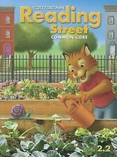 READING STREET COMMON CORE STUDENT EDITION 2013 GRADE 2.2 Scott Foreman