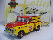 Models of yesteryear de MATCHBOX 1957 CHEVROLET Coca Cola 1:43