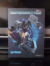 Transformers MASTERMIND CREATIONS MMC R-19 KULTUR aka IDW DJD TARN MISB
