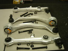 AUDI A4 B6 8E 2001-2004 FRONT LOWER WISHBONE TRACK CONTROL  ARM KIT X 4