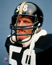 Jack Lambert GAME FACE Pittsburgh Steelers 1984 SI Cover Shot Premium POSTER
