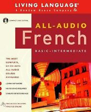 All-Audio French: Compact Disc Program (All-Audio Courses) Living Language Audi