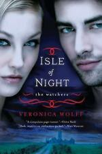 ISLE OF NIGHT by Veronica Wolff THE WATCHERS #1 ~ YOUNG ADULT YA PARANORMAL