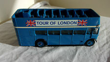 BUS A IMPERIALE ANGLAIS TOUR OF LONDON SOLIDO 1/50 NUMERO 4402