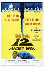 12 Angry Men Movie Poster 24inx36in