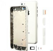 NEW APPLE IPHONE 5C ALLOY METAL OEM REPLACEMENT BATTERY HOUSING BACK COVER CASE