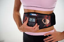 Abs ab abdominal toning toner belt electric electronic muscle fit fitness waist