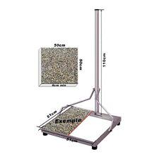 Sat Antennen Balkonständer zerlegbar Flachdachständer stabil aus Stahl 50x50