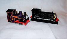 Pr ERTL Diecast Thomas & friends train engines Mavis Diesel & Lord Harry steam