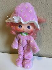 Vintage 1984 80's Strawberry Shortcake Sweet Sleeper Raspberry Tart doll