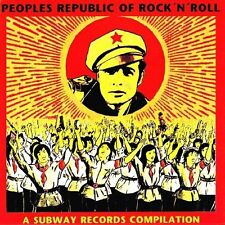 People's Republic of Rock 'n' Roll-A Subway Records Compil. Meanies, Even.. [CD]