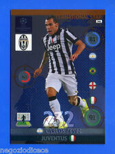 # ADRENALYN XL CHAMPIONS 2014-15 INTERNATIONAL STAR - Card - CARLOS TEVEZ
