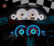 Ford Focus ST MK1 160MPH Kit de dial blanco de plasma