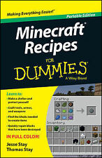 Minecraft Recipes For Dummies (For Dummies (Computer/Tech)), Stay, Thomas, Stay,
