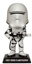Wacky Wobbler First Order Flametrooper Bobble Head - Star Wars VII - Funko