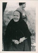 ÎLE DE MAJORQUE c. 1935 - Vieille Femme   Espagne - P 508