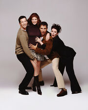 Will and Grace [Cast] (378) 8x10 Photo
