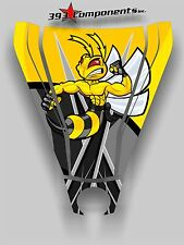 CAN-AM COMMANDER 800R 800XT 1000XT 1000X GRAPHICS DECAL STICKERS Killer Bee Hood