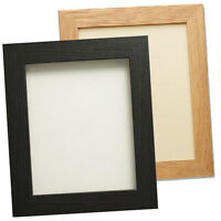Black & Oak Picture Frames Photo Frames Poster Size Frames Wood Wooden Effect