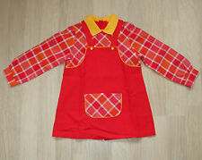 N°32 BLOUSE SCOLAIRE ANCIENNE ECOLE ECOLIER ENFANT TABLIER OLD SCHOOL GOWN CHILD